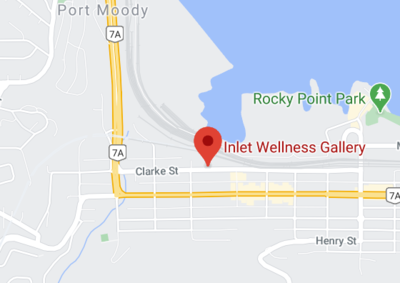 Map to Inlet Wellness Gallery in ,