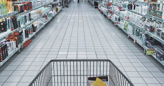 Save Your Back While Grocery Shopping! image