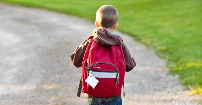 Are You Carrying Your Backpack Correctly? image