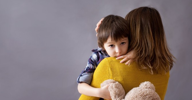 Helping Kids with Anxiety